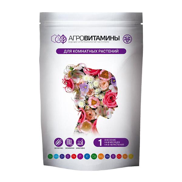 Агровитамины AVA (АВА) для Комнатных растений, 15 капсул
