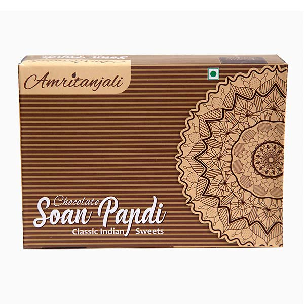 Соан Папди с Шоколадом (Soan Papdi Chocolate), 250 г