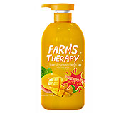 Гель для душа МАНГО Farms Therapy, 700 мл